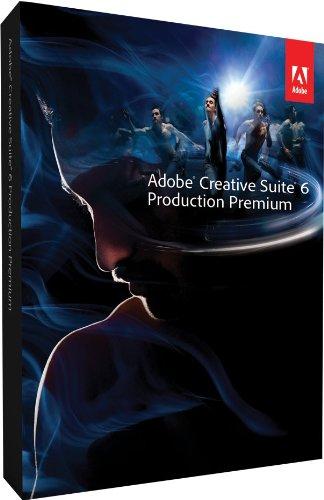 Adobe CS6 Production Premium Version