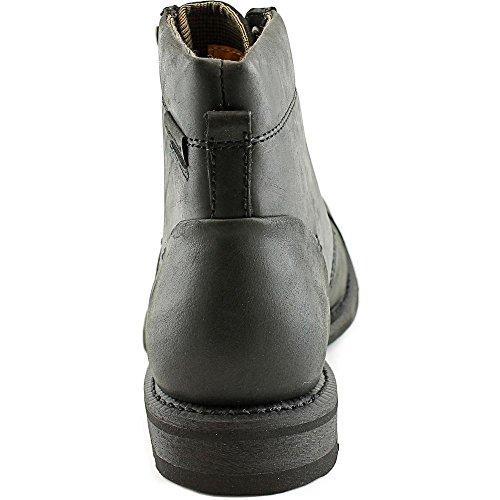 UPC 044212686195, Caterpillar Mens Newfound Black Combat Boot - 12