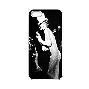 Generic Durable Phone Cases For Kid Design With Britney Spears For Apple Iphone 5 5S Choose Design 3