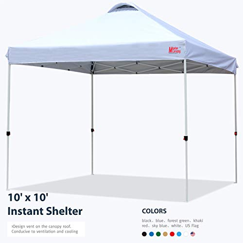 MASTERCANOPY Pop-up Canopy Tent