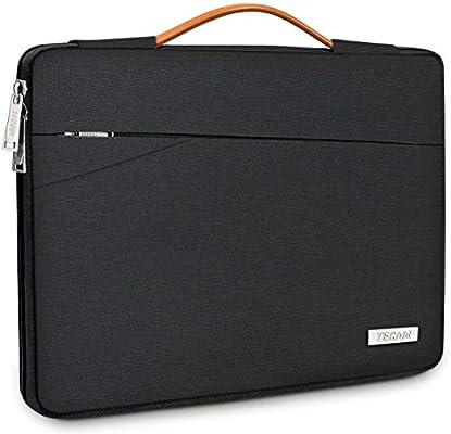 TECOOL 15-15.6 Pulgadas Funda Ordenador Portátil, Maletín Bolso per Portátil para Acer/ASUS/DELL/HP/Huawei/Lenovo Notebook Ultrabook Netbook, Negro: Amazon.es: Electrónica