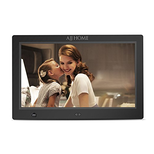 hot sale AJJHOME digital picture frame 10 inch With HU motion ...