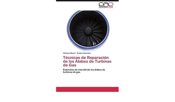 Amazon.com: Técnicas de Reparación de los Álabes de Turbinas de Gas: Extensión de vida útil de los álabes de turbinas de gas (Spanish Edition) ...