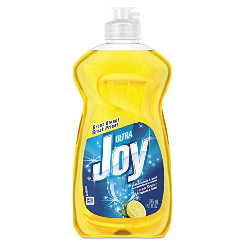 Joy 00614 Dishwashing Liquid, Lemon, 12.6 oz Bottle (Case of (Joy Dish Soap)