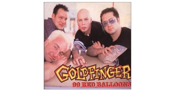 99 Red Balloons Goldfinger Amazonca Music
