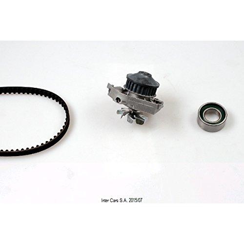 Hepu PK10640 Bomba de agua + kit correa distribución: Amazon.es: Coche y moto