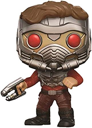Funko Pop Movies Guardians Of The Galaxy 2 Star-Lord 12784 CHASE LIMITED EDITION