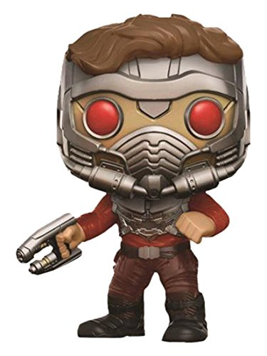 Funko POP! Movies: Marvel Guardians of the Galaxy 2 3.75 inch Vinyl Figure - Star Lord
