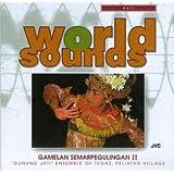 Indonesia: Gamelan Semarpegulingan 2