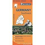 Germany Southwest 1:300.000