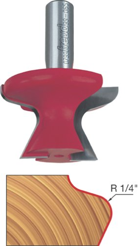 Freud 99-065 Finger Pull Door Lip Router Bit with 1/2-Inch