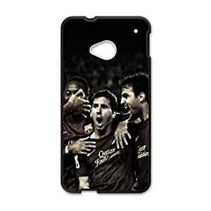 HTC One M7 Phone Case Lionel Messi Images Appearance