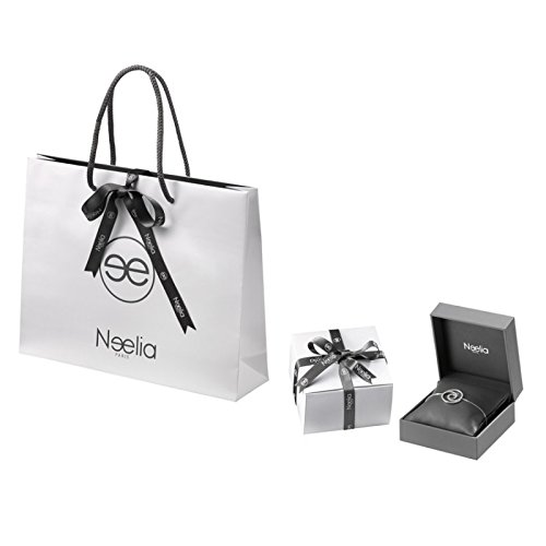 Neelia - Bracelet Infini En Or Blanc 750/1000 - Femme - Taille Unique Réglable