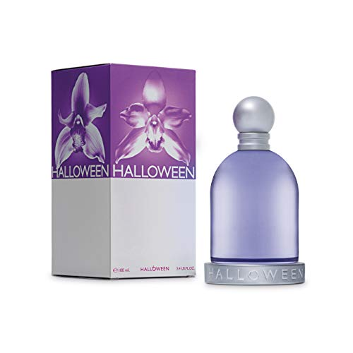 Halloween By Jesus Del Pozo For Women. Eau De Toilette Spray 3.4 Ounces -