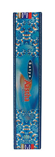 12 Pack - Satya 15g Aastha Incense by Satya (Image #1)