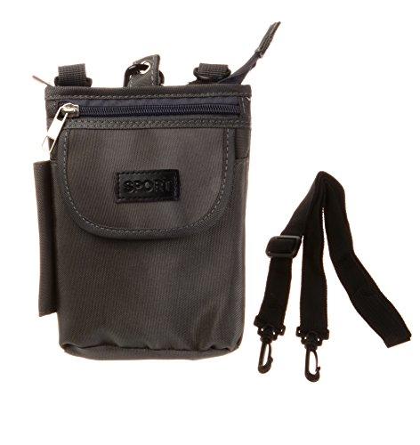 Hobo Bronze Man Made Handbags - 1
