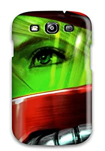 New Style Cute Appearance Cover/tpu Metroid Case For Galaxy S3