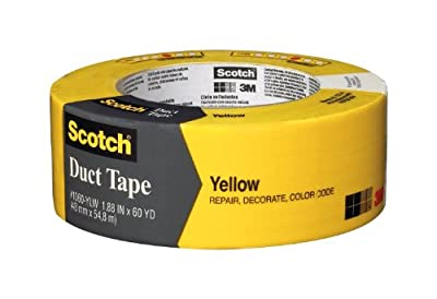 3M Scotch Duct Tape, 1.88-Inch by 60-Yard