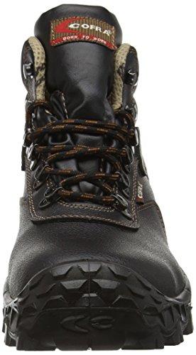 Cofra New Atlantic S3 SRC Paire de Chaussures de sécurité Taille 43 Noir