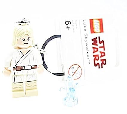 LEGO Star Wars - Llavero con figura de Luke Skywalker y ...