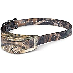 SportDOG Brand WetlandHunter 1825 Add-A-Dog Collar - Additional, Replacement, or Extra Collar for Your Camouflage Remote Trainer - Waterproof and Rechargeable with Tone, Vibration, and Shock