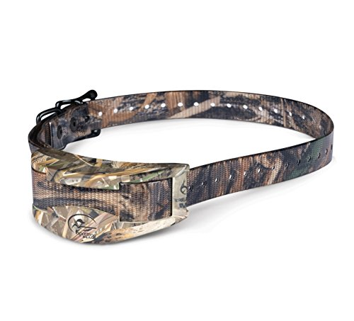 (SportDOG Brand WetlandHunter 1825 Add-A-Dog Collar - Additional, Replacement, or Extra Collar for Your Camouflage Remote Trainer - Waterproof and Rechargeable with Tone, Vibration, and)