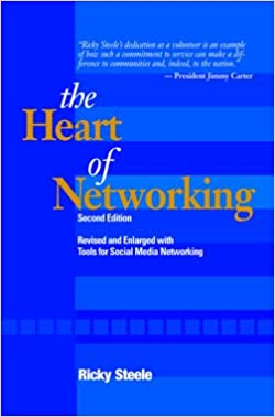 The heart of networking second edition rickey steele the heart of networking second edition rickey steele 9780979559143 amazon books malvernweather