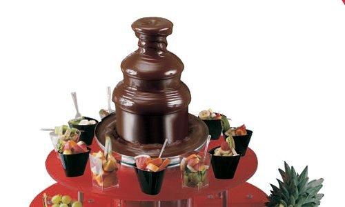 Chocolate Fountain S/S