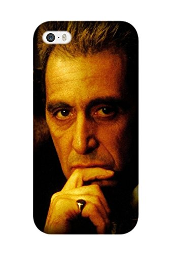 iPhone 7 Plus The Godfather: Part II Movie Case, Custom iPhone 7 Plus Case Cover TPU Rubber Design By [David Reed]