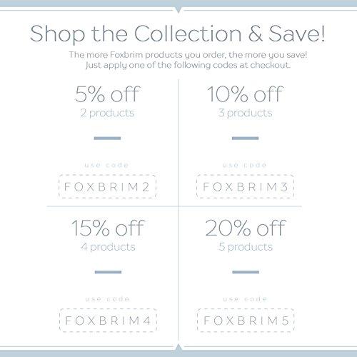 Foxbrim 100% Pure Organic Argan Oil for Hair, Skin & Nails, 2 fl. oz. by Foxbrim Naturals (Image #5)