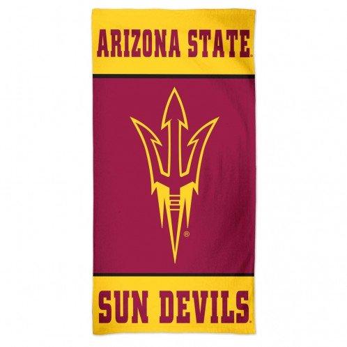 NCAA Arizona Sun Devils 30'' x 60''Beach Towel