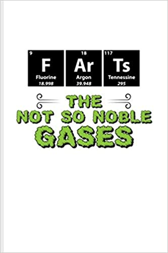F Ar Ts The Not So Noble Gases Periodic Table Of Elements
