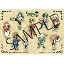 Tales of Symphonia Chronicles privilege sticker