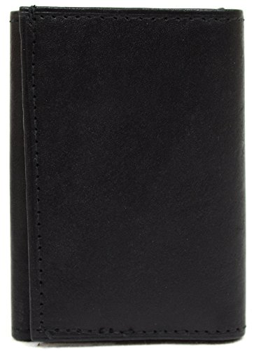 With Wallet Folds Keys Which Case 6 Men's Leather In Genuine 3 gwqB88