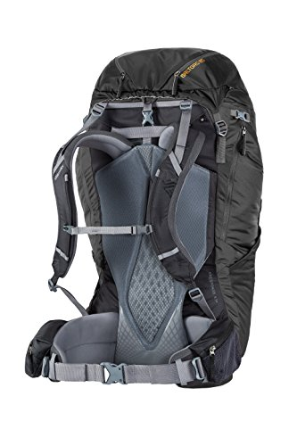 Gregory Mountain Products Baltoro 85 Liter Men s Backpack, Shadow Black