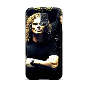 Samsung Galaxy S5 Hmd4974cyoU Unique Design Stylish Avenged Sevenfold Image Great Hard Cell-phone Case -PhilHolmes