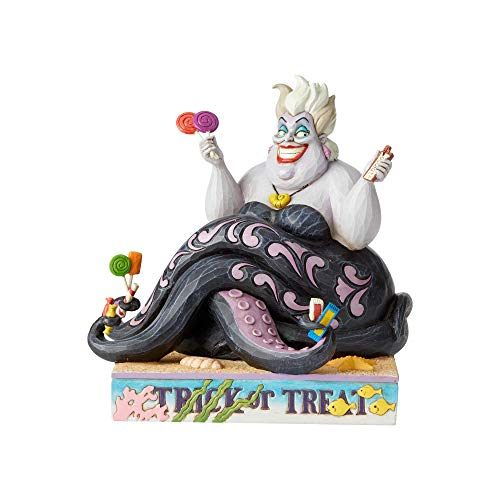 Enesco Disney Traditions by Jim Shore Ursula Halloween