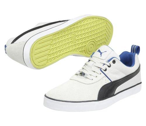 Puma Hombres Grimme Lo S Sneaker Beige / Negro / Royal