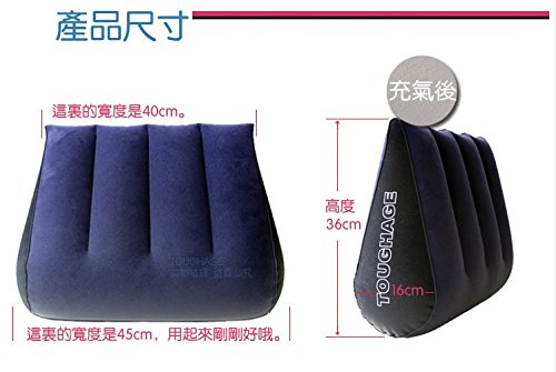 FANGMING Toughage Inflatable Sex Cushion, Special Toys Adult Sex Furniture, G Spot Helpful Sex Pillow Sex Toys For Couples by FANGMING