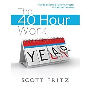 The 40 Hour Work YEAR Audiobook