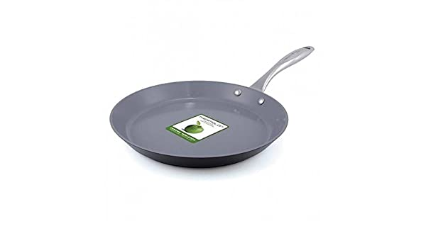 GreenPan Milan 3d - Sartén (24 cm Egg: Amazon.es: Hogar