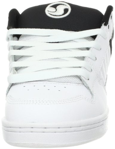 Top Durham White Black Mens DVS Shoes Low BEnwqnIC