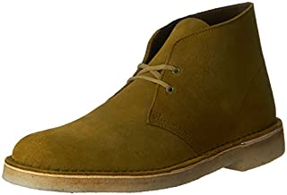 CLARKS Men's Desert Boot Forest Green Suede Boot (B01I49BDCW) | Amazon price tracker / tracking, Amazon price history charts, Amazon price watches, Amazon price drop alerts