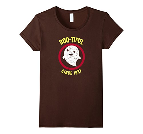 Ideas Plus Size 80's Costume (Womens Bootiful Since 1937 80th Birthday T-Shirt Age 80 For Women Medium)