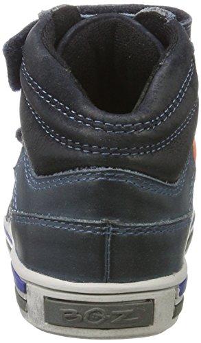 Braqeez Jungen Martijn1 Hohe Sneaker Blau (Dark Blue)