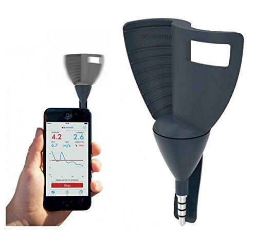 Vaavud Windmesser für IOS und Android Smartphones