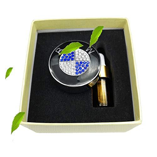 VILLSION Car Air Freshener Vent Clip Fragrance Car Smell Airfreshener Scent Perfume Diffuser with Gift Box