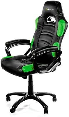 Schwarzgrün Gaming Gaming Stuhl Gaming Arozzi Arozzi Stuhl Enzo Enzo Arozzi Schwarzgrün n0wPOk