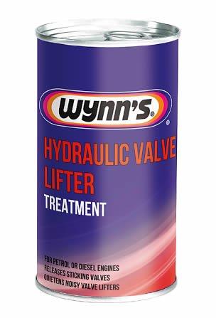 Wynns Hydraulic Valve Lifter Treatment 325ml Fastcar