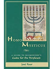 Homo Mysticus: A Guide to Maimonides's Guide for the Perplexed